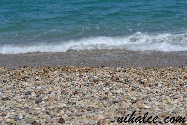 Çatalca Ormanlı Köyü Plajı - Denizi