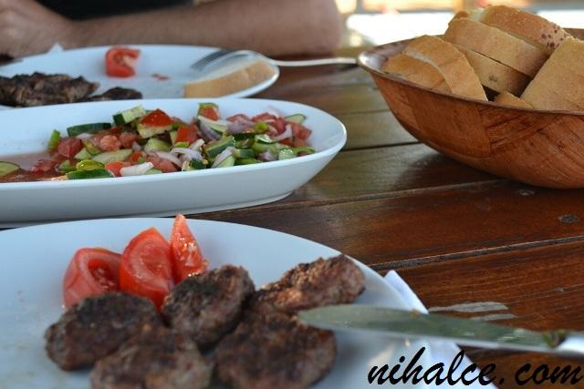 Göl de Balık Restaurant Izgara Köfte
