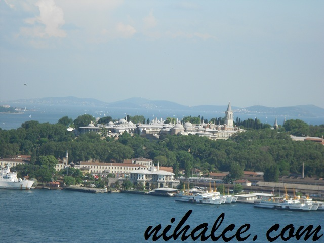 İstanbul Kanatlarımın (Ayaklarımın) Altında - Galata Kulesi