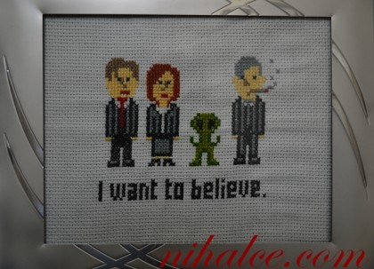 The X Files: I Want to Believe - İnanmak İstiyorum