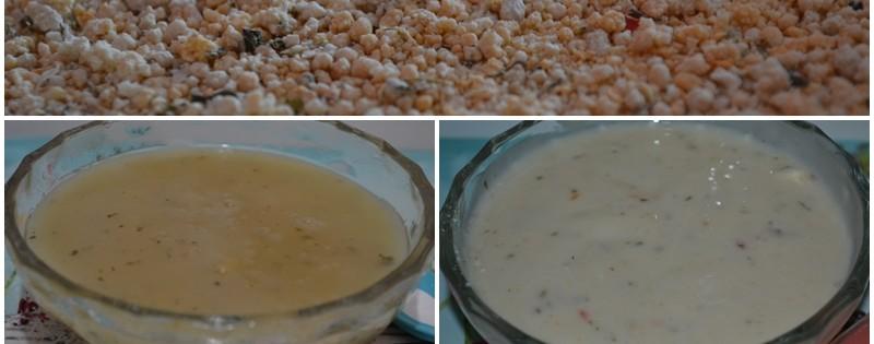 6+ Aylık Bebekler İçin Tarhana Çorbası