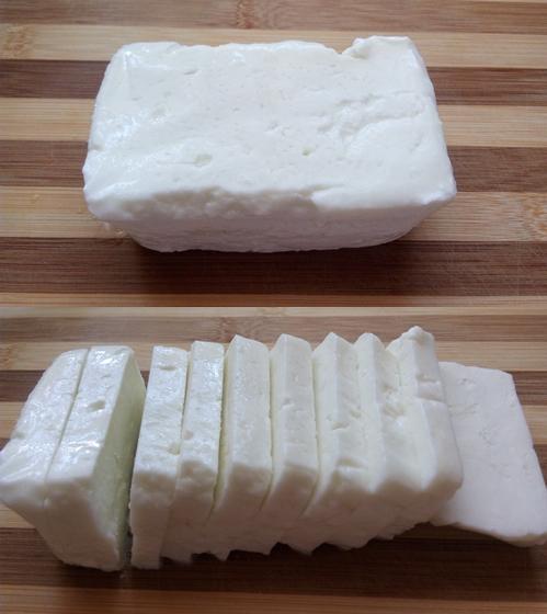 Hellim Peyniri Nasıl Kesilir?