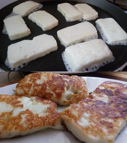 Hellim Peyniri Nasıl Kızartılır?